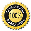 Guaranteed satisfaction with your area rugs!